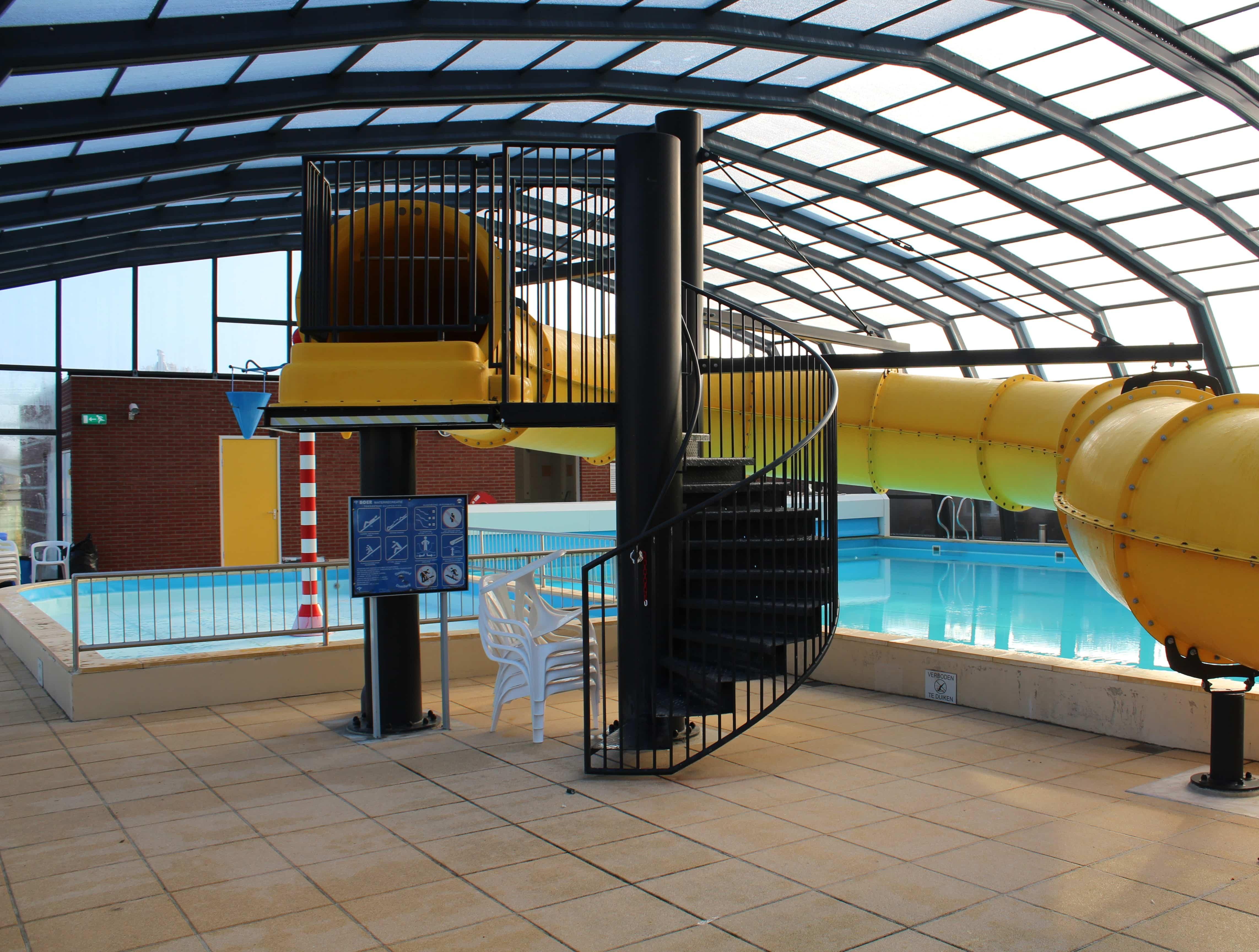 Zwembad overkappingen voor professionals - Doesburg, Nederland