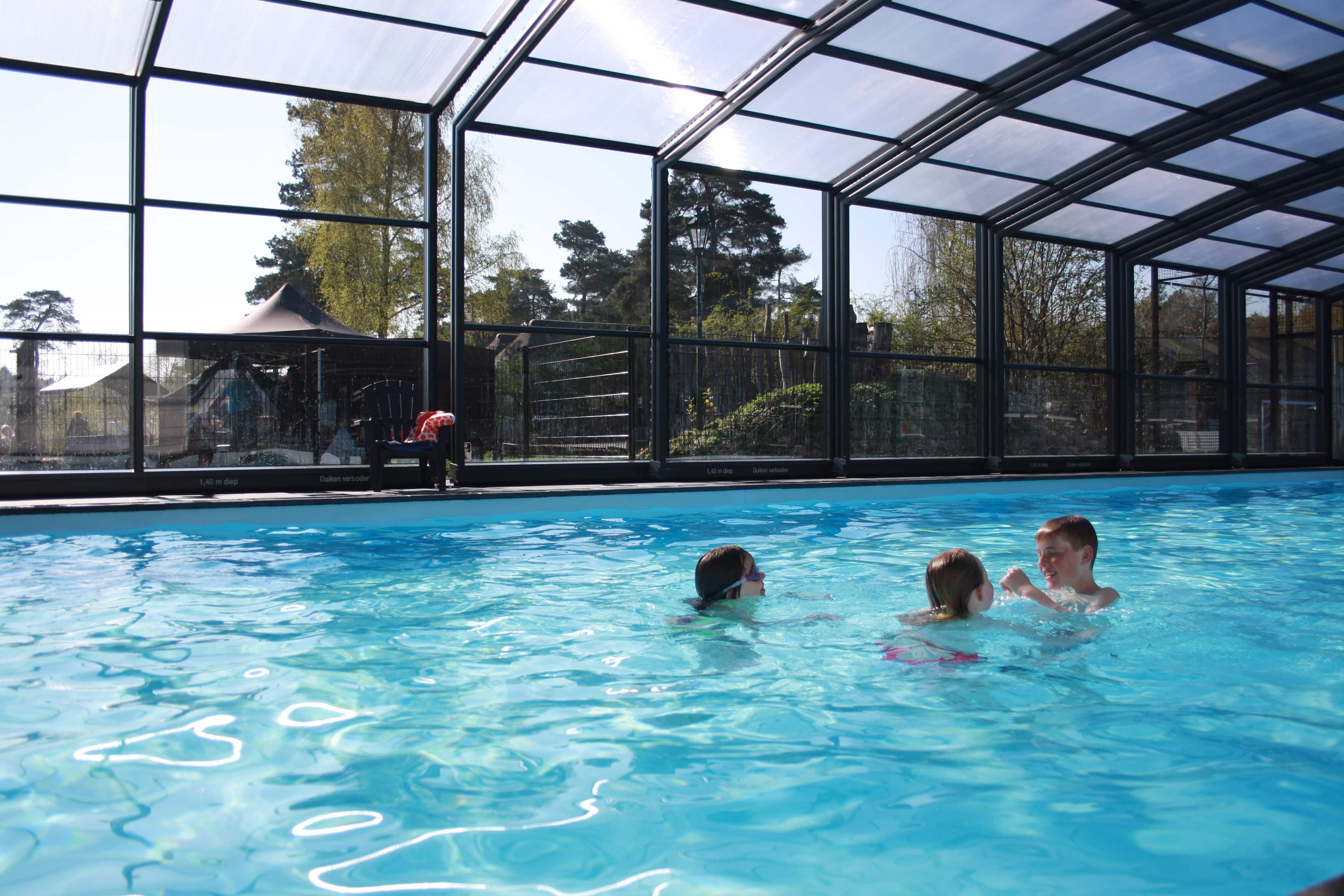 Zwembad overkappingen voor professionals - Va Norg, Niederlande
