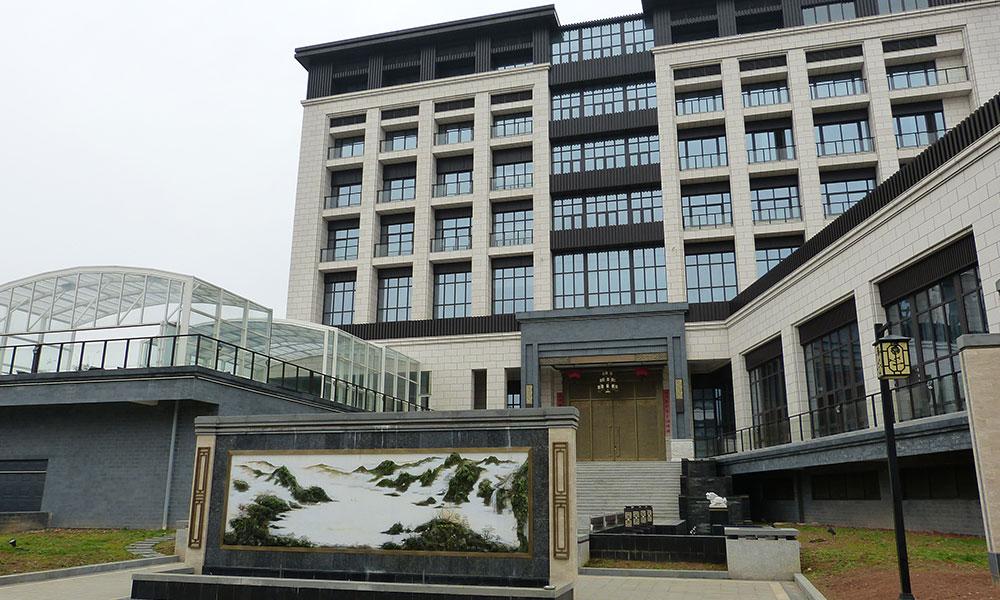 Zwembad overkappingen voor professionals - Hotel, China